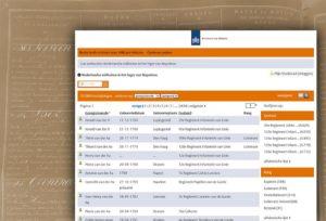 Database NIMH