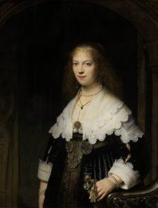 Maria Trip (door Rembrandt geschilderd)