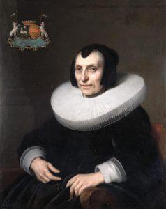 Portret NN van Haveskercke
