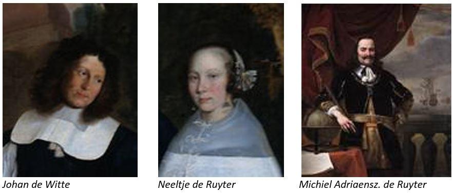 Witte en Ruyter