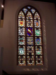 gebrandschilderde raam