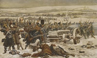 Nederlandse militairen in het leger van Napoleon