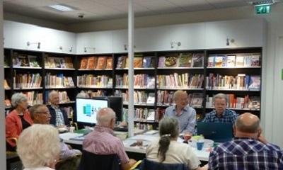 Op 13 oktober weer een Stamboomcafé in Bibliotheek IJsselmonde