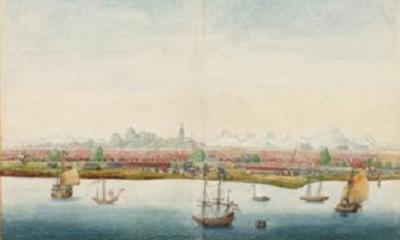 Nationaal Archief imponeert met VOC-archief van 1,2 kilometer