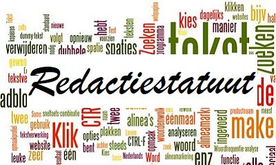 Redactiestatuut Stichting Streekarchief Eiland IJsselmonde