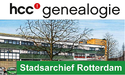 HCC! Genealogiedag in Stadsarchief Rotterdam
