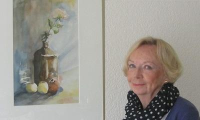 Tentoonstelling: Aquarellen van Ria van Oosterhout