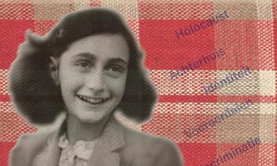 """Tentoonstelling """"Laat me mezelf zijn"""" over Anne Frank"""
