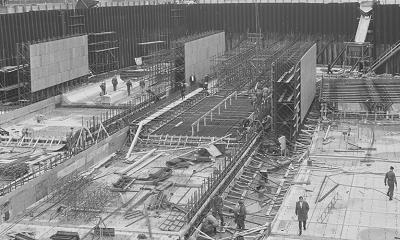 Mooi beeld uit het verleden: aanleg Metro