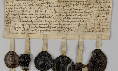 Charterbank maakt 150.000 middeleeuwse oorkonden beschikbaar voor onderzoek