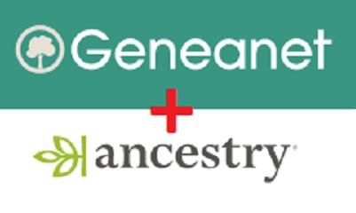 Geneanet en Ancestry gaan samen!